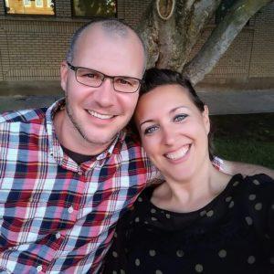 Matt Nihiser & wife