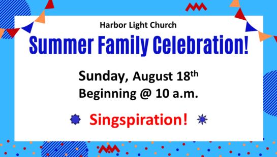 Events Harbor Light Church