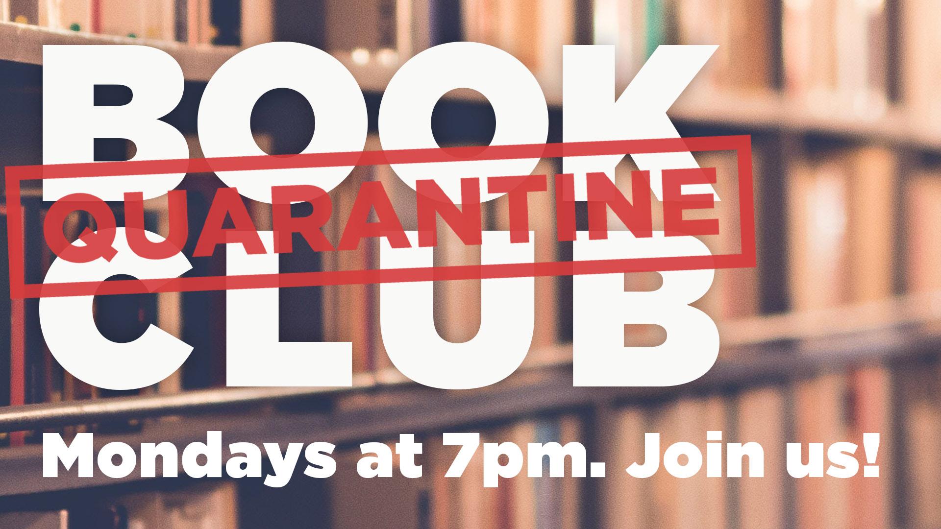 Quarantine Book Club