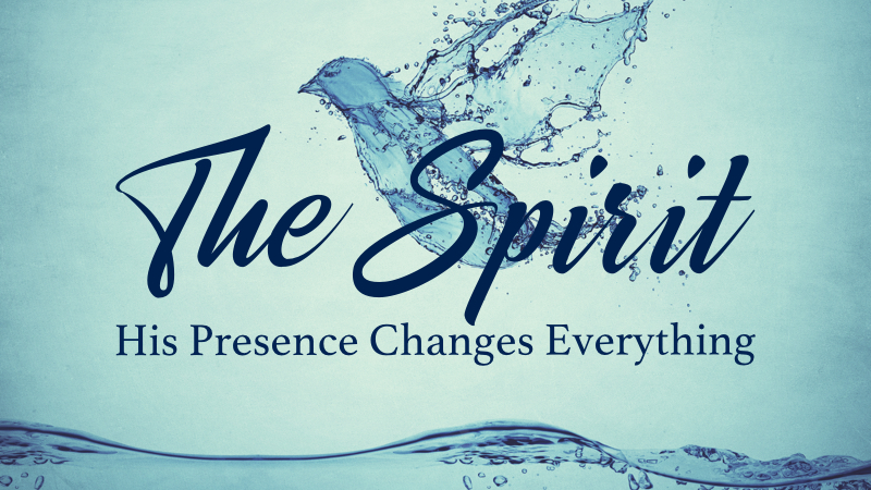 The One Who Baptizes with the Holy Spirit | The church of