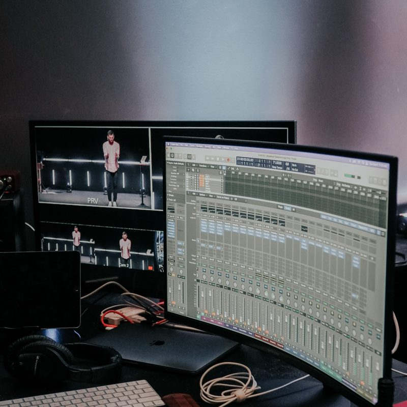 Livestream Audio Mix