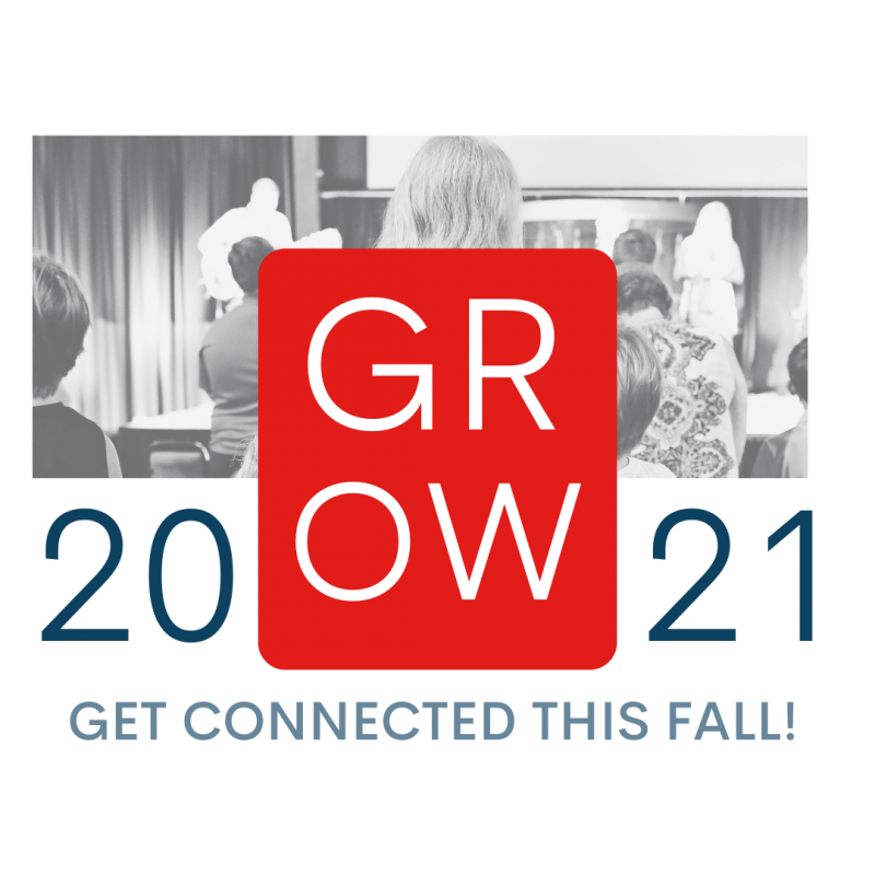 LOOKING FOR A WAY TO GET CONNECTED THIS FALL?