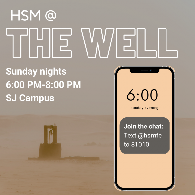 HSM@The Well