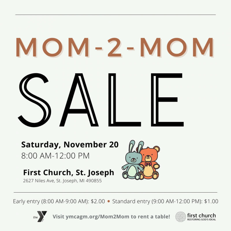 MOM TO MOM SALE