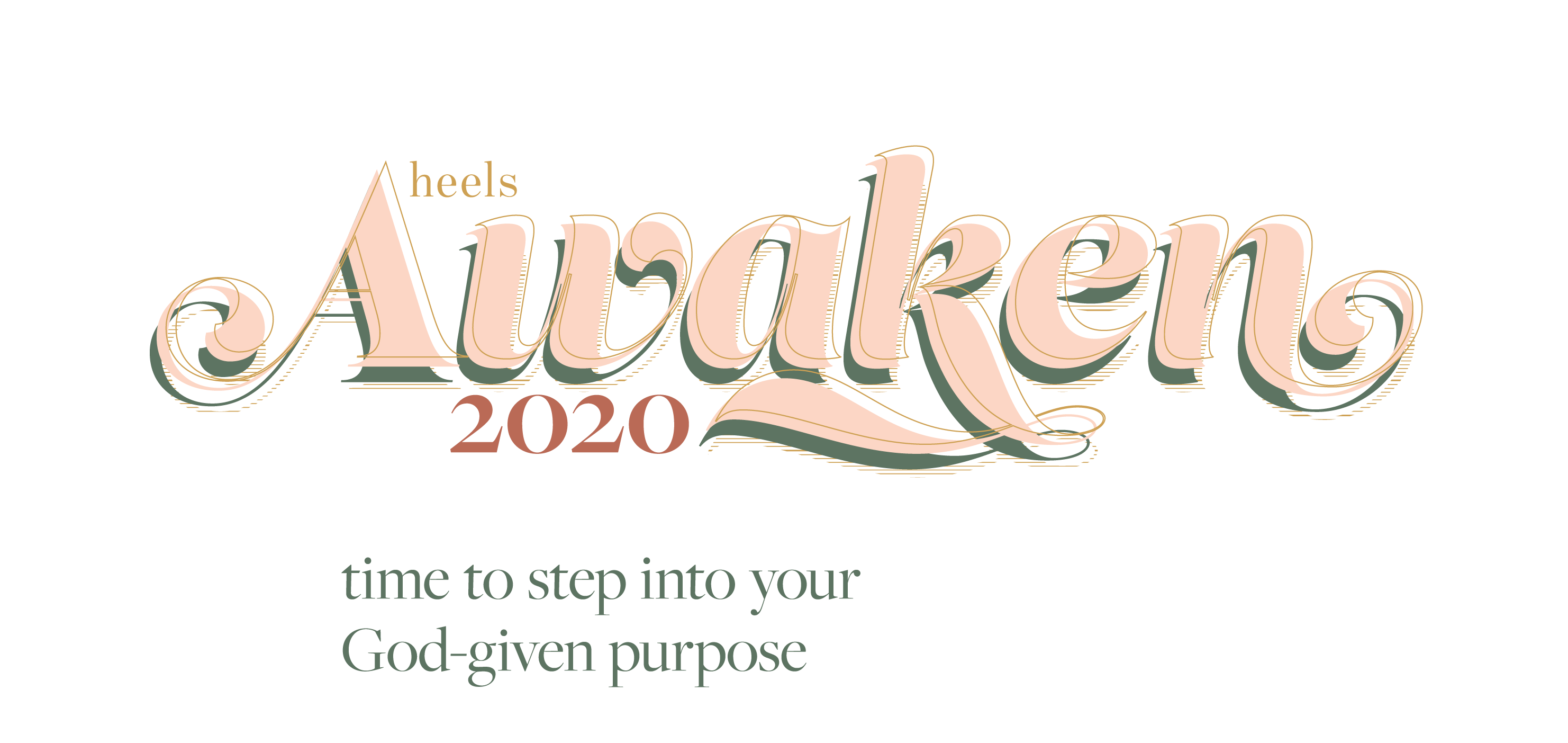 Awaken 2020: Time to Step Into Your God-Given Purpose