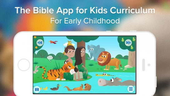 Bible App for Kids Curriculum