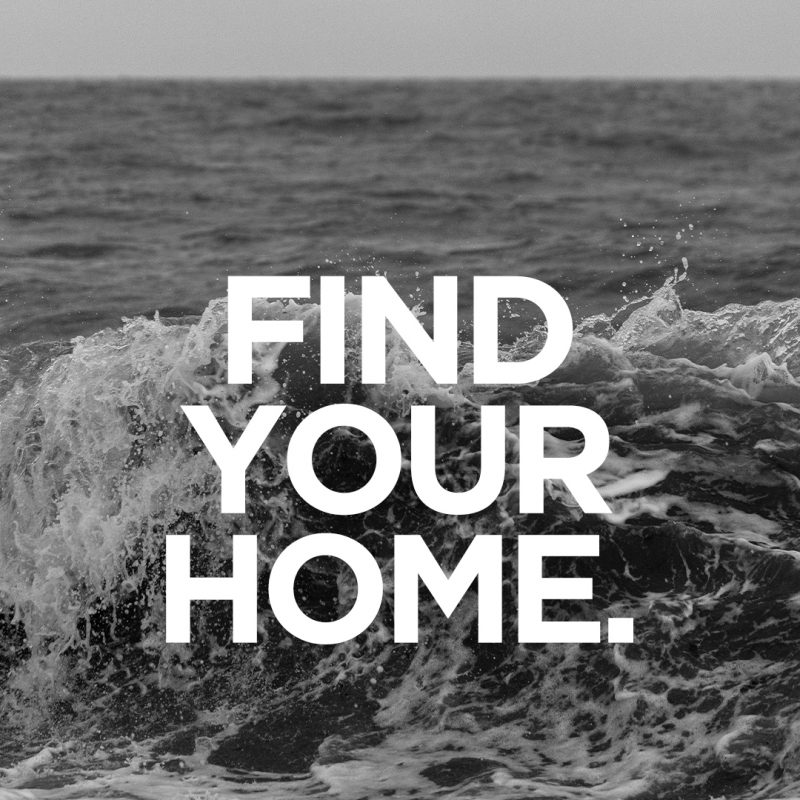 There is a home for you.