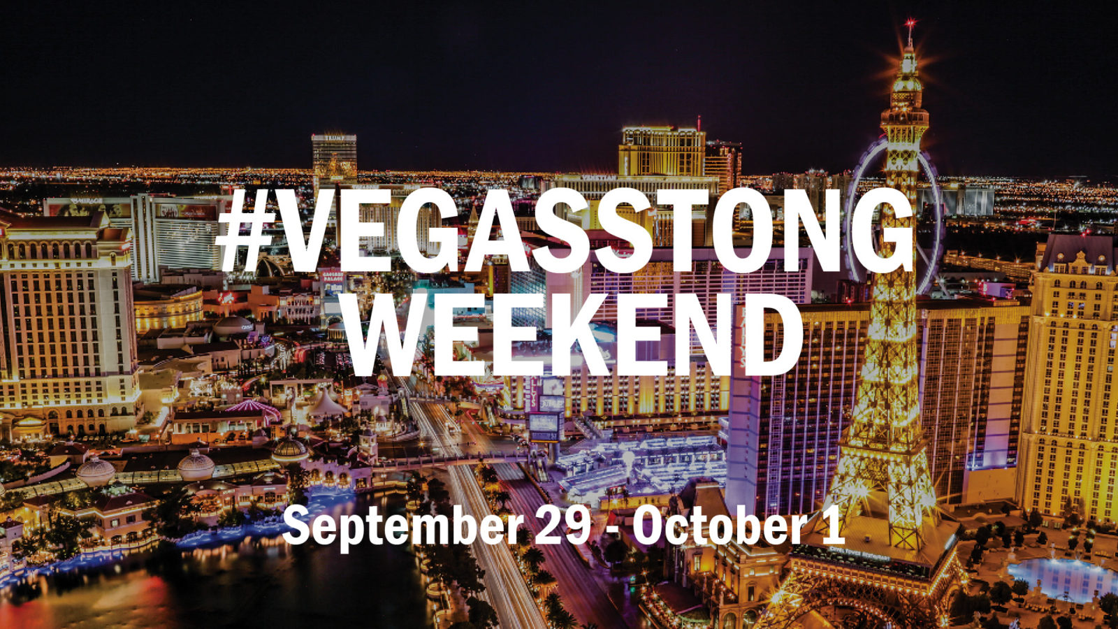 Vegas Strong Weekend