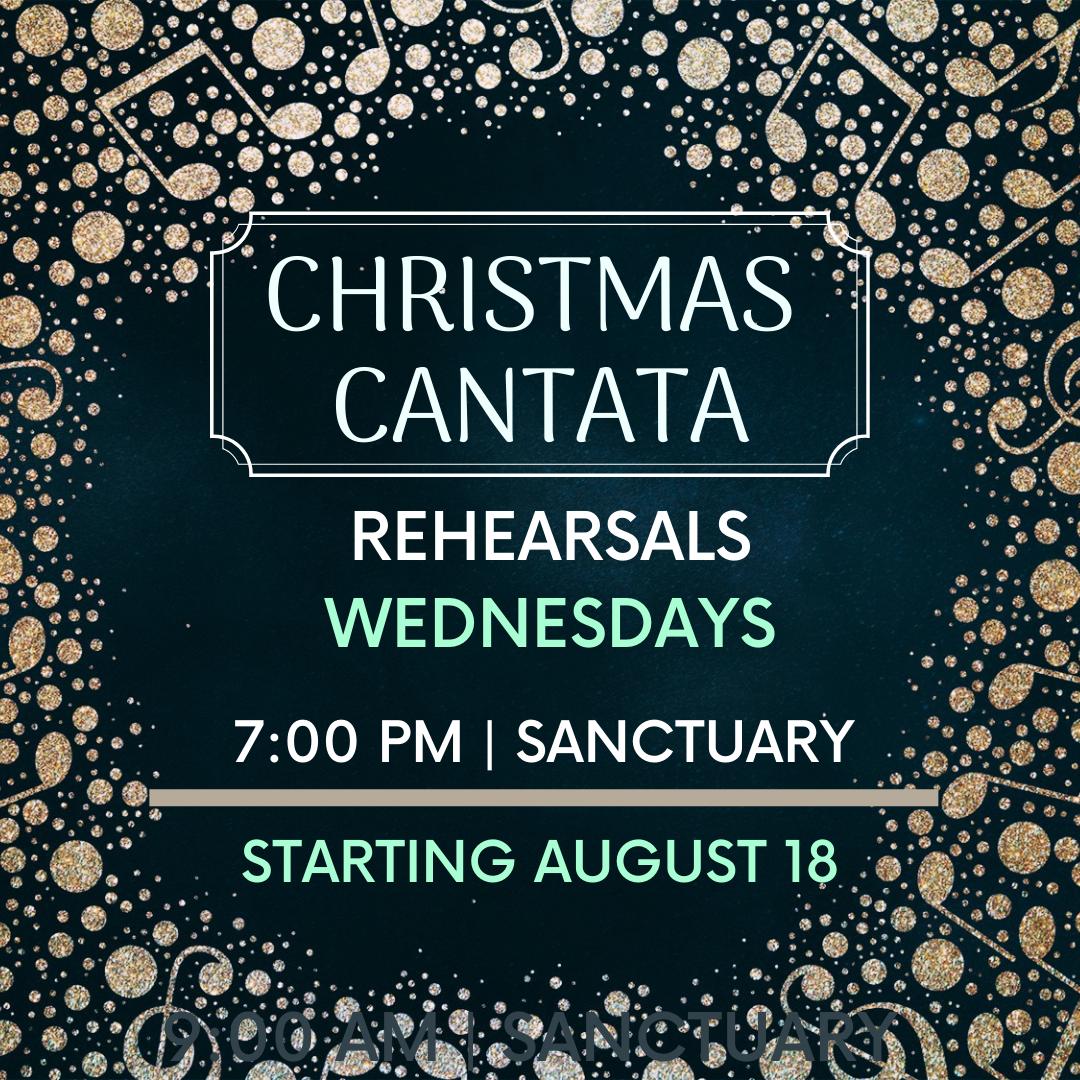 2021 Christmas Cantata