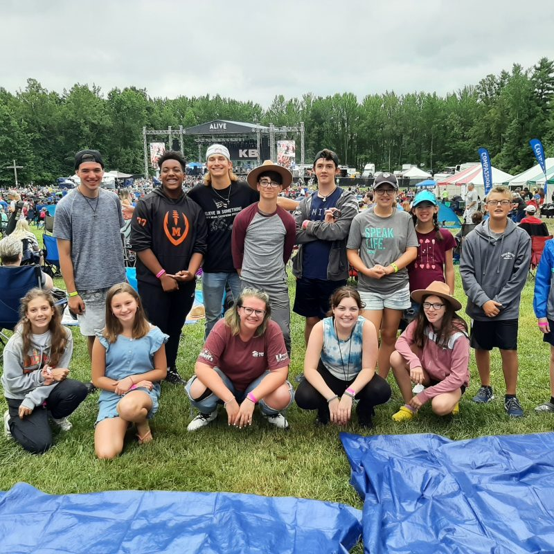 GCC Youth at Alive 2021