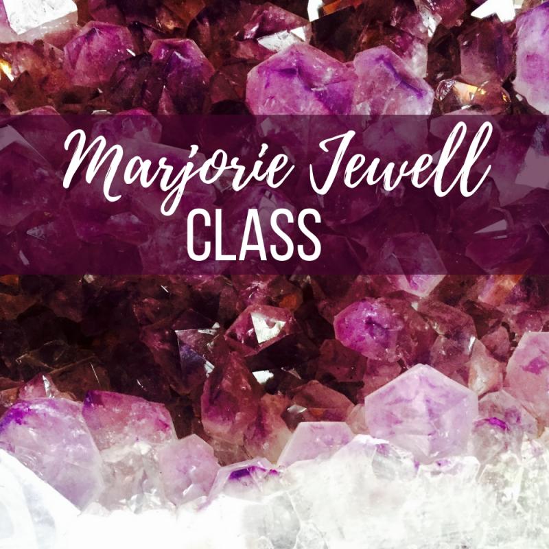 Marjorie Jewell Class