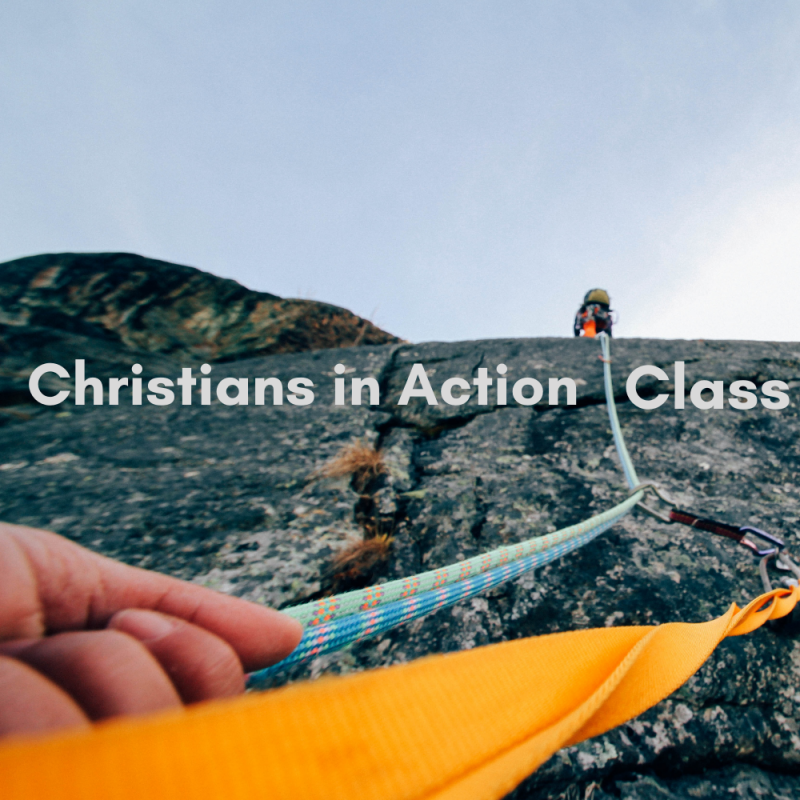 Christians In Action (Mix of Ages)