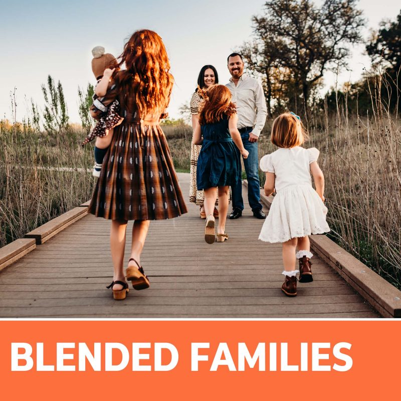 Blended Families: COMING SOON