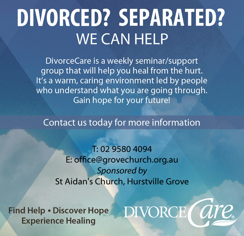 Divorcecare single sexuality