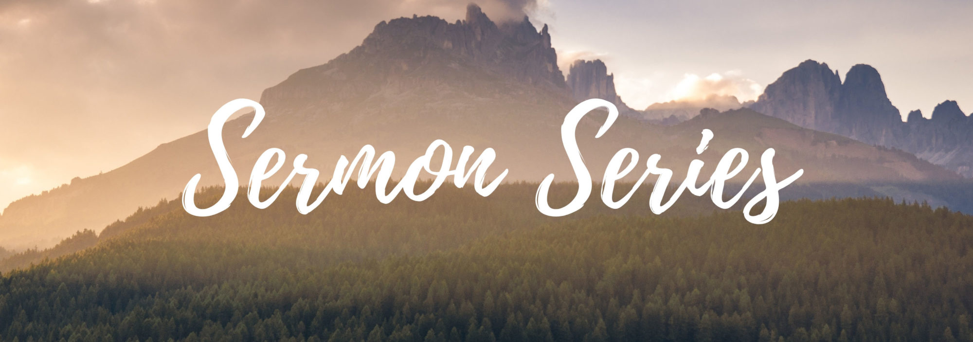 Sermon series | Grove Church