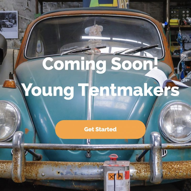 Young Tentmakers