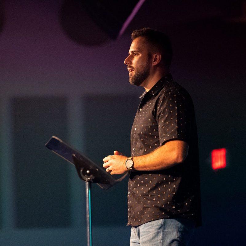 Meet the Ennis Campus Pastor, Zach!