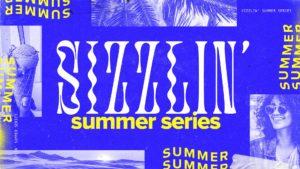 Sizzlin' Summer: Faith in the Face of a Storm