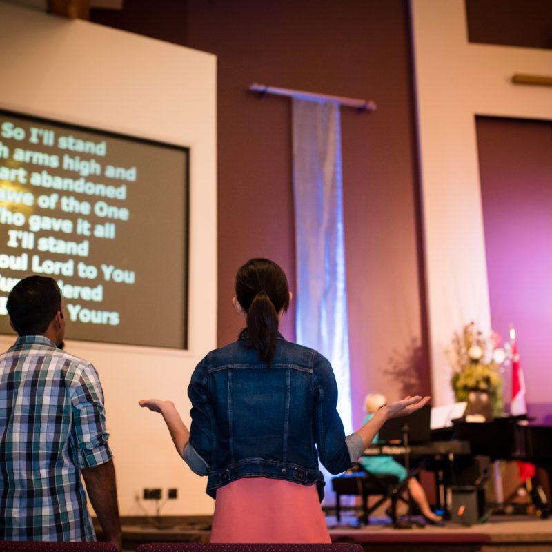 Church-wide Prayer