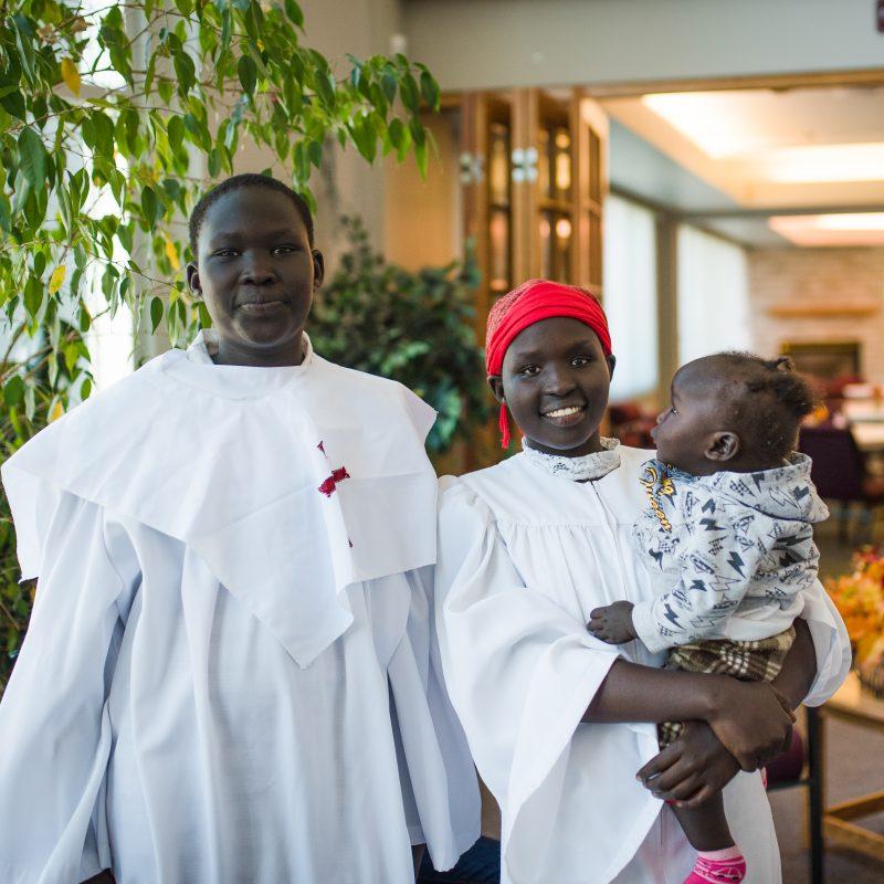 South Sudanese Refugee Rescue