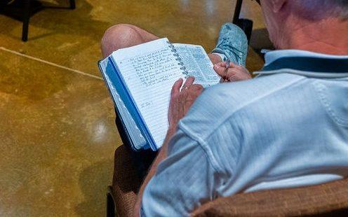 DISCIPLESHIP BIBLE STUDY