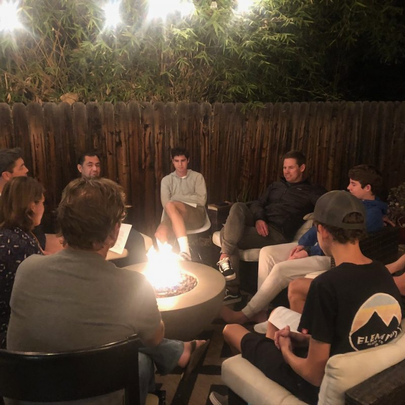 Fire Pit Groups