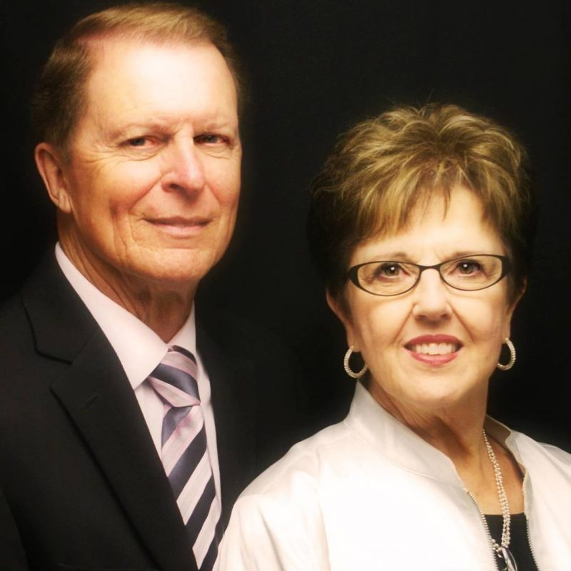 James & Georgia Longmate