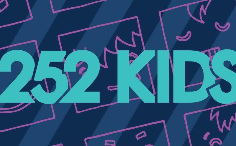 252 KIDS WORSHIP