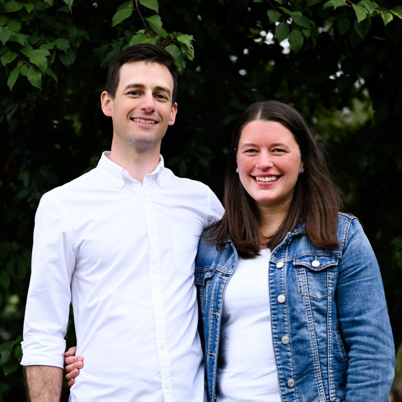 James & Sarah Goodwin - Assistant Pastor