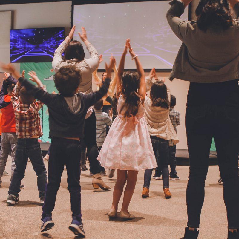 Worship Preschool Style
