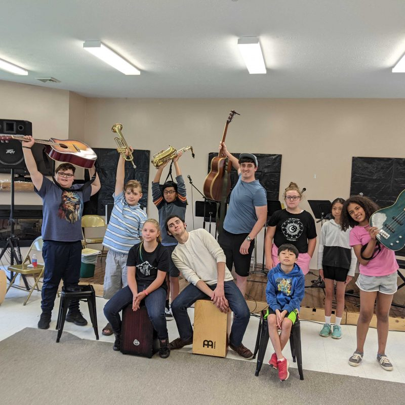 Youth Worship Camp!