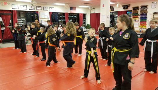 Southern School Of Martial Arts Class Times