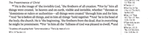 excerpt picture from the ESV study bible