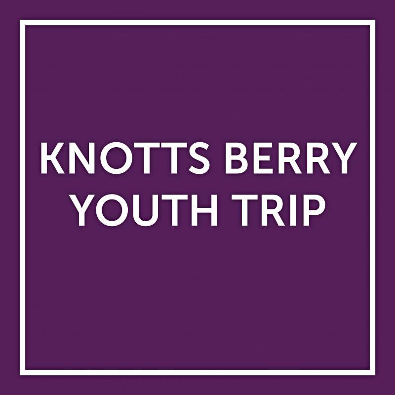 Knott's Berry Farm   Sept. 18