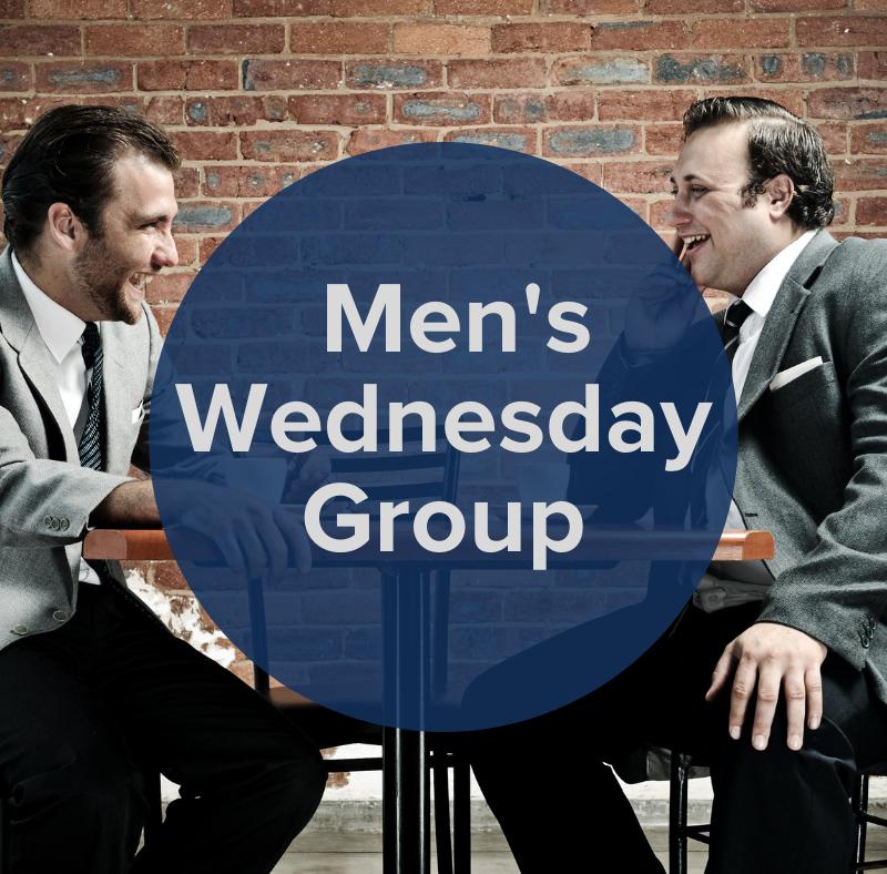Men's Wednesday Group