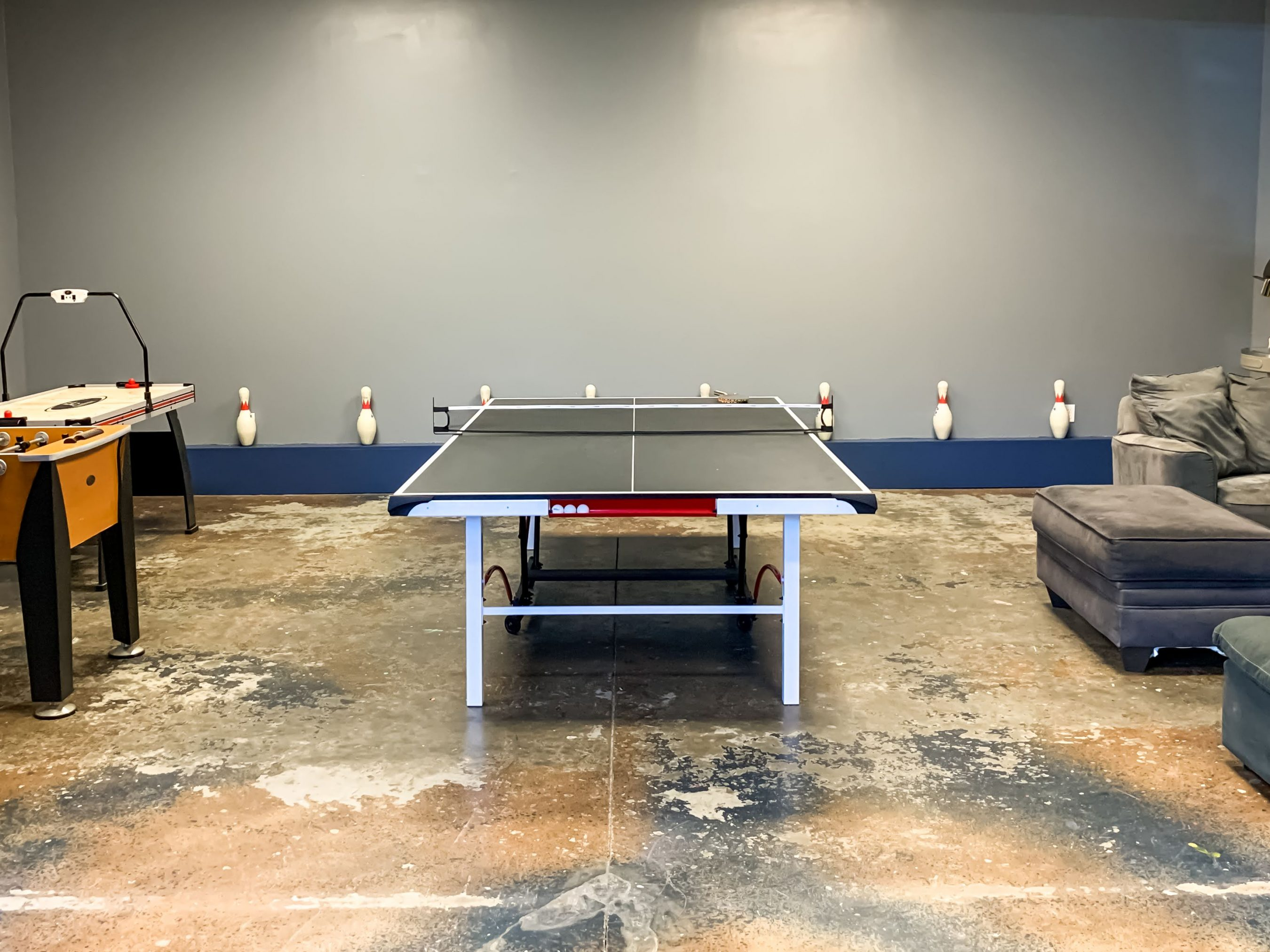YC Game room