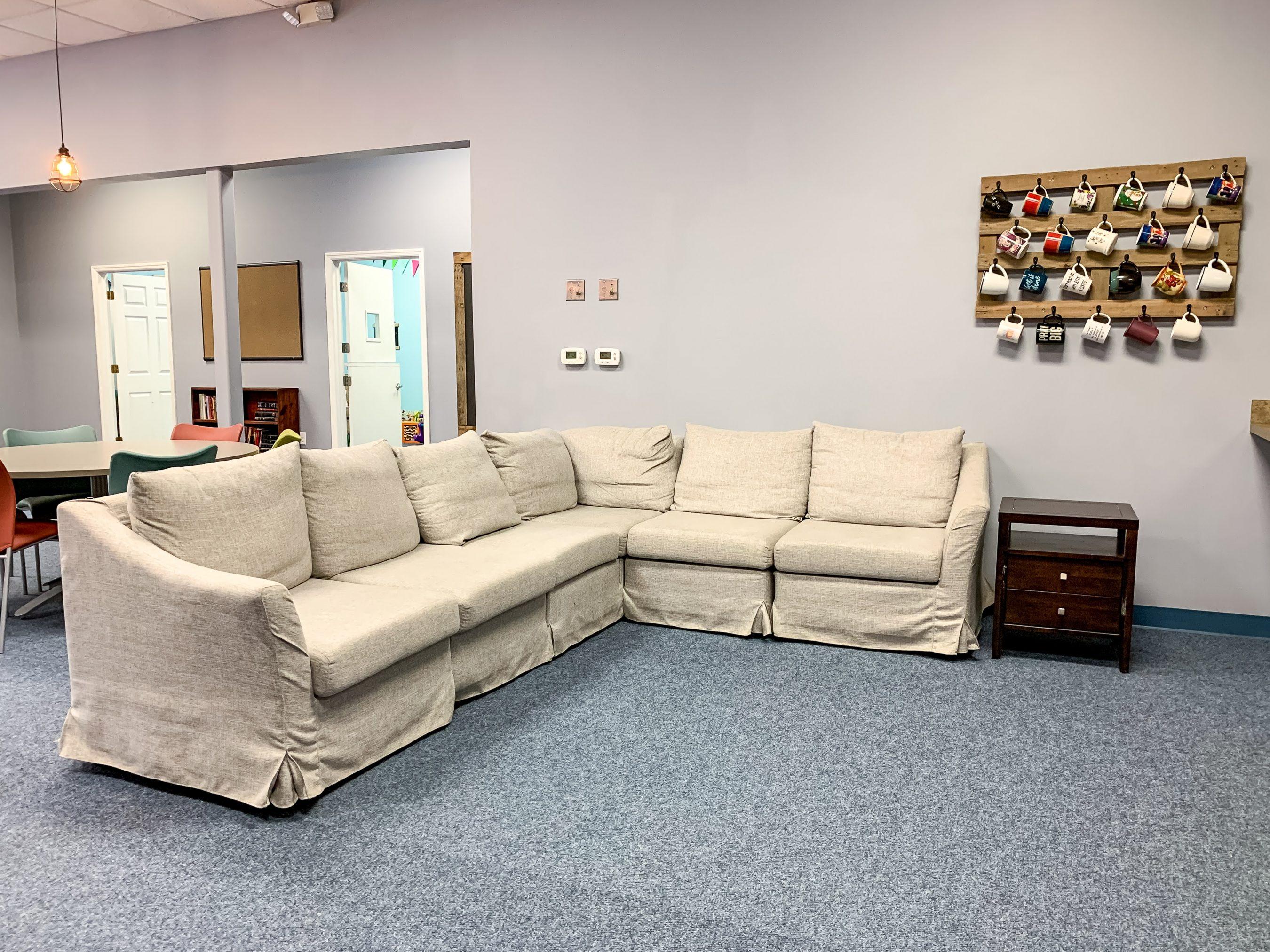 VC Lounge area
