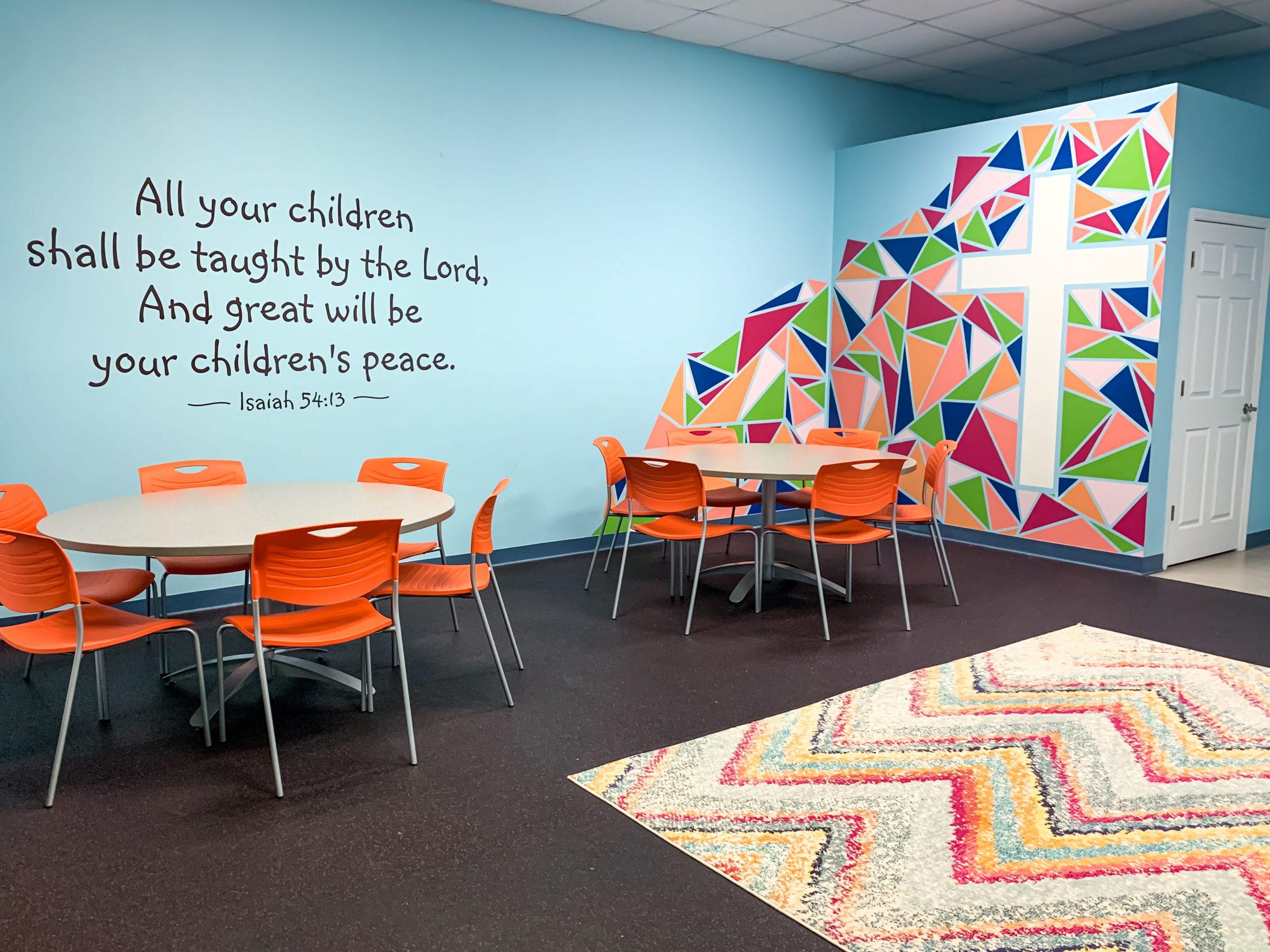VC Kids playroom
