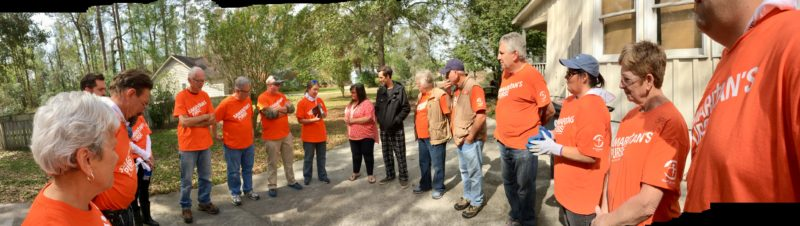 Refuge Church Raleigh Disaster Relief Missions with Samaritan's Purse